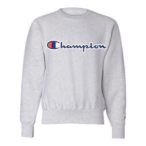 Youth Champion Reverse Weave Fleece (Silver)
