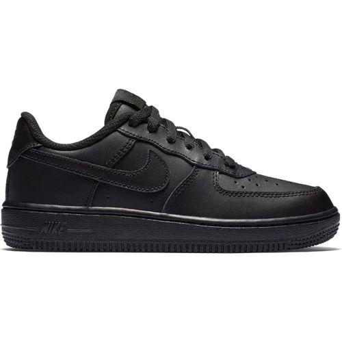 Pre School Nike Air Force 1 (Black/Black)