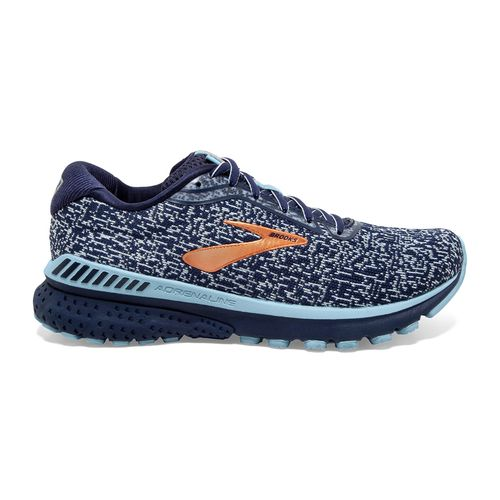 Women's Brooks Adrenaline GTS 20 (Blue/Copper)