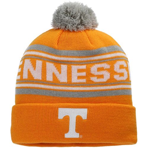 Youth Nike Jacquard Tennessee Volunteers  Cuff Knit Hat (Orange/White)
