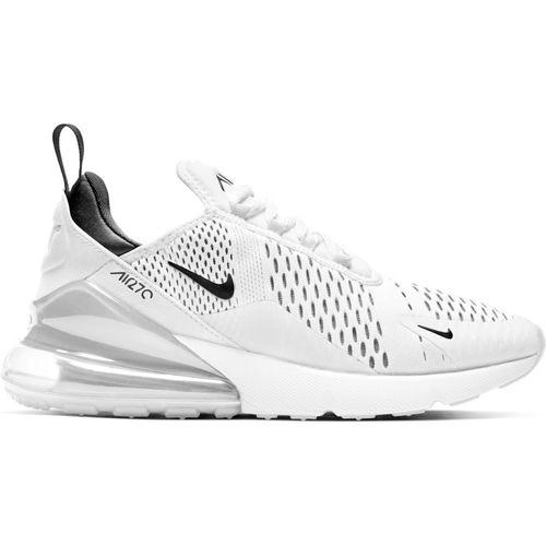 Women's Nike Air Max 270 (White/Black)
