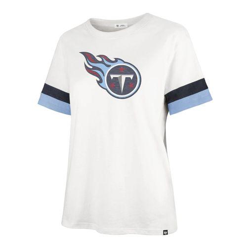 '47 Brand Women's Tennessee Titans Premier Frankie Tee (White)