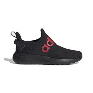 Grade School Adidas Lite Racer Adapt (Black/Red)