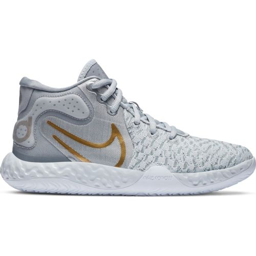 Grade School Nike KD Trey 5 VIII (Platinum/Gold)