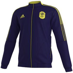 Men's Adidas Nashville Soccer Club Anthem Jacket (Noble Ink)