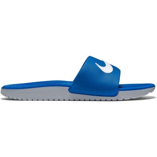 Grade School Nike Kawa Slide (Hyper Cobalt)
