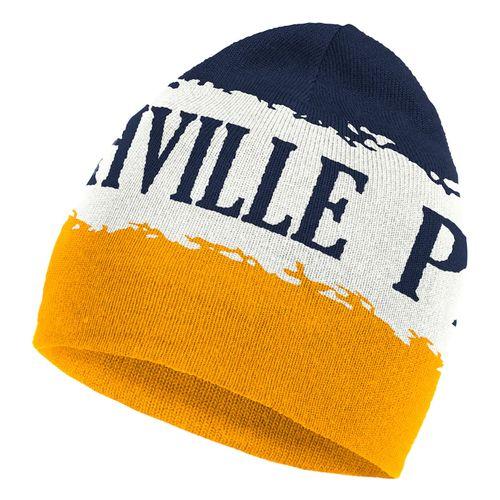 Adidas Nashville Predators 2020/21 Reverse Retro Knit Beanie Hat (Reversible)