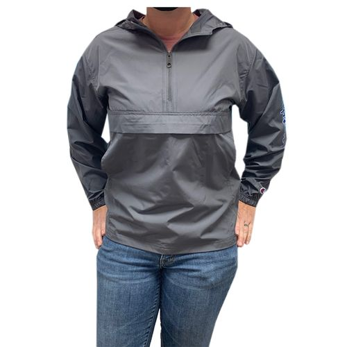 Youth Champion Packable Jacket (Graphite)