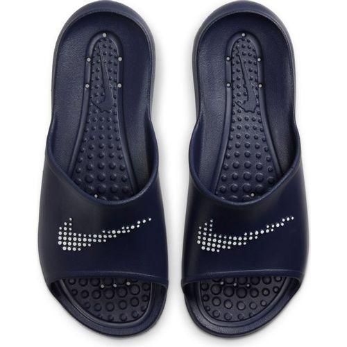 Men's Nike Victori One Shower Slide (Navy/White)