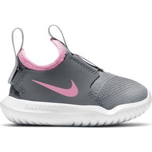 Toddler Nike Flex Runner (Grey/Pink)