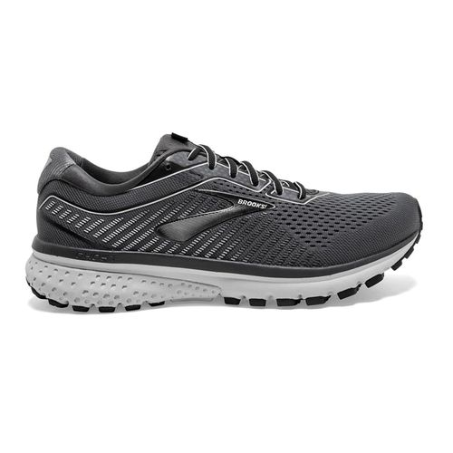 Men's Brooks Ghost 12 (Black/Pearl)