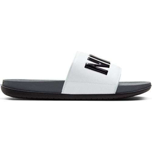 Men's Nike Offcourt Slide (Grey/Black)