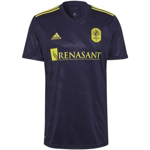 Men's Adidas Nashville Soccer Club 2021 Alternate Jersey (Noble Ink)