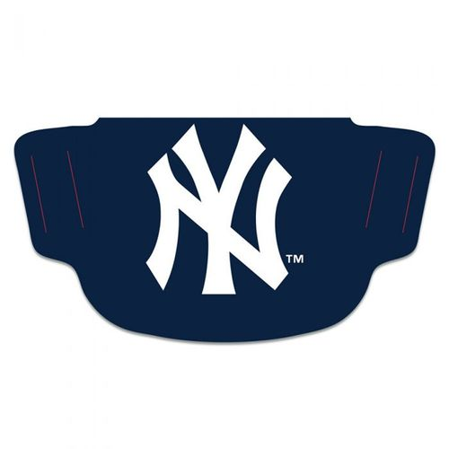 New York Yankees Fan Face Covering (Navy)