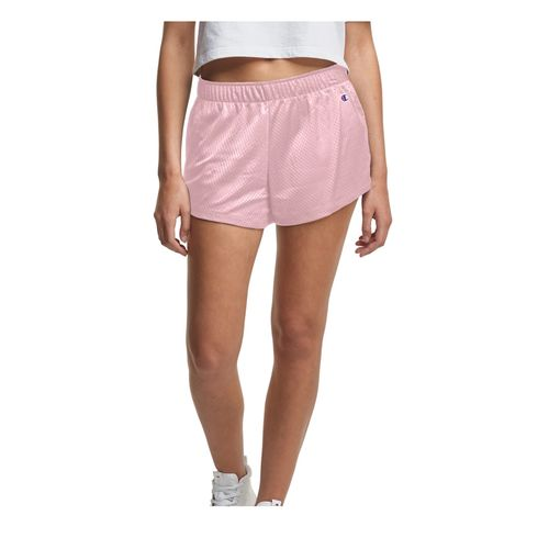 Women's Champion Mesh Short (Pink)