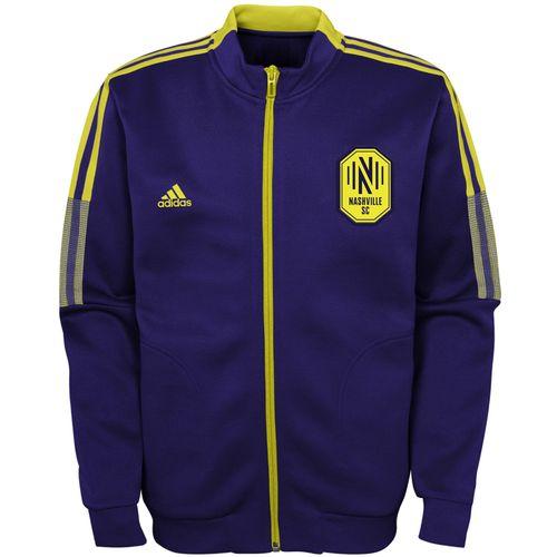 Youth Adidas Nashville Soccer Club Anthem Jacket (Noble Ink)