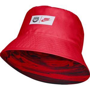 Nike Georgia Bulldogs Bucket Hat (Red)