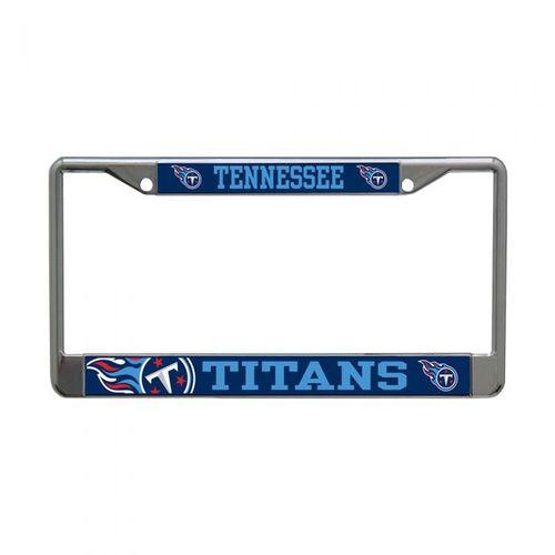 Tennessee Titans Mega License Plate Frame