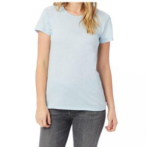 Women's Alternative Keepsake T-Shirt (Blue Sky)