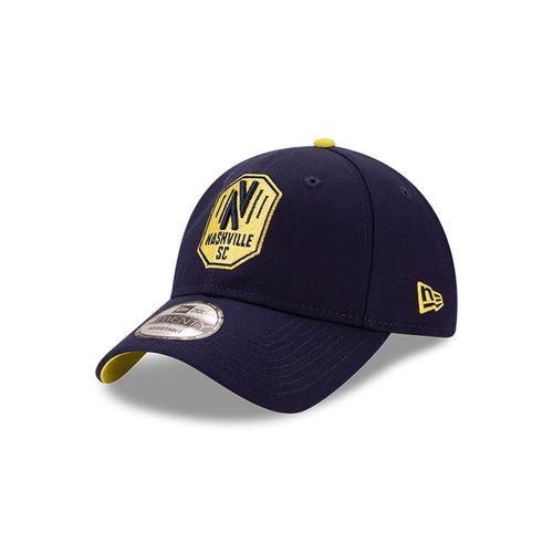 New Era Nashville Soccer Club Jersey Hook 9Twenty Adjustable Hat (Navy)