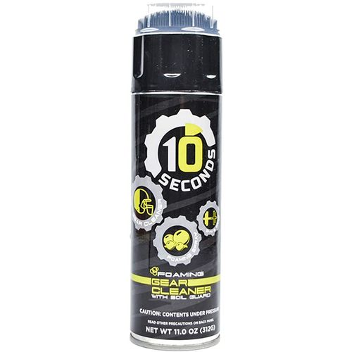 10 Seconds Gear Cleaner Aerosol Can