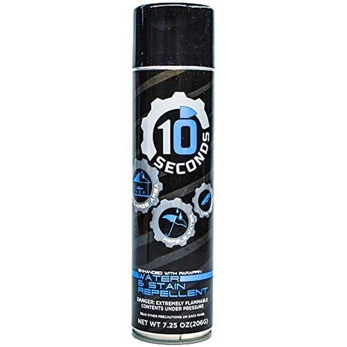 10 Seconds Gear Water Repellent Aerosol Can