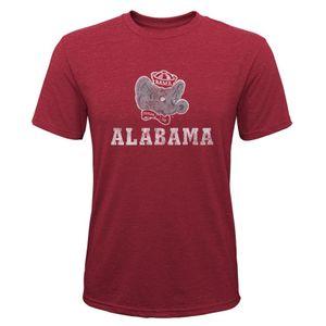Youth Alabama Crimson Tide Vault Vintage T-Shirt (Crimson)