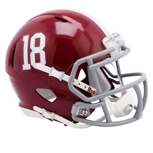 Alabama Crimson Tide Mini Speed Helmet