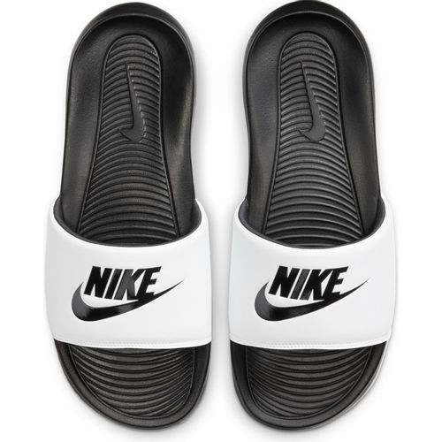 Men's Nike Victori One Slide (Black/Black)?