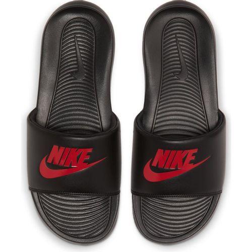 Men's Nike Victori One Slide (Black/Red)