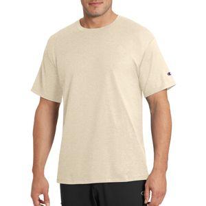 Men's Champion Rochester Slub T-Shirt (Oatmeal)