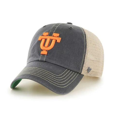 '47 Brand Tennessee Volunteers UT Trawler Clean Up Adjustable Hat (Vintage Charcoal)