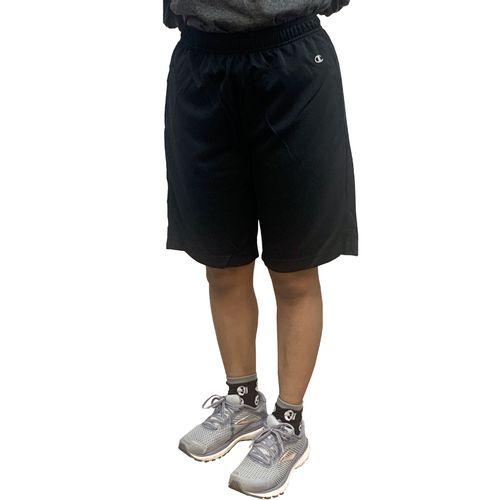 Boy's Champion Mesh Basketball Short (Black)