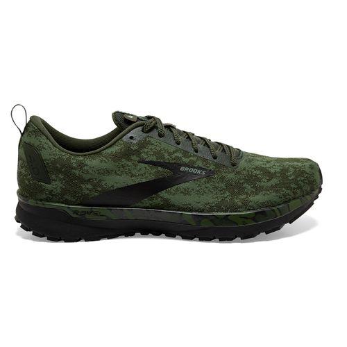 Men's Brooks Revel 4 (Green/Black)