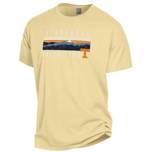 Tennessee Volunteers Rocky Top Sunrise T-Shirt (Yellow)