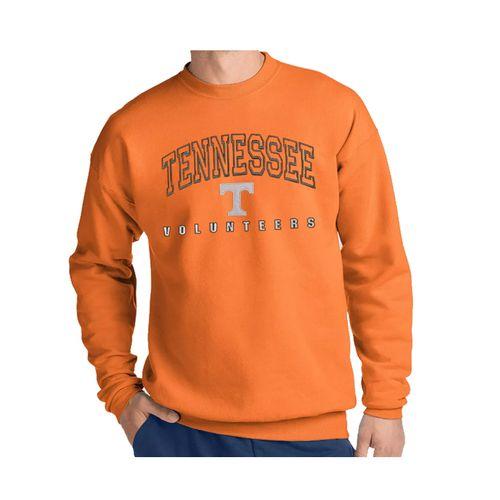 Men's Tennessee Volunteers Comic Book Crew Fleece (Orange)