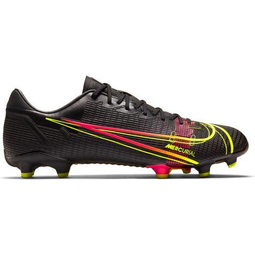 Men's Nike Mercurial Vapor 14 Academy Multi-Ground Soccer Cleat (Black/Cyber)