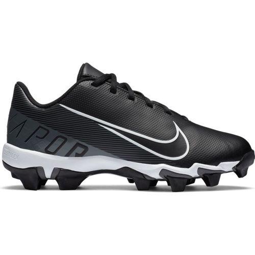 Grade School Nike Vapor Ultrafly 3 Keystone Baseball Cleat (Black/White)