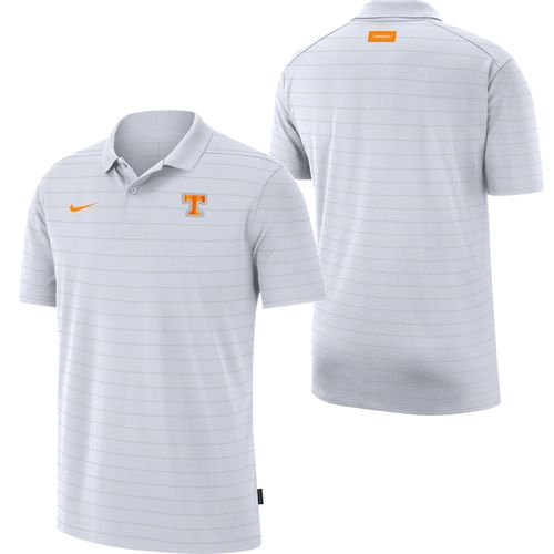 Men's Nike Tennessee Volunteers Victory Coach Polo (White)