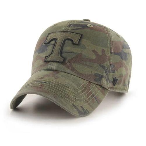 '47 Brand Tennessee Volunteers Operation Hat Trick (OHT) Movement Adjustable Hat (Sandalwood)