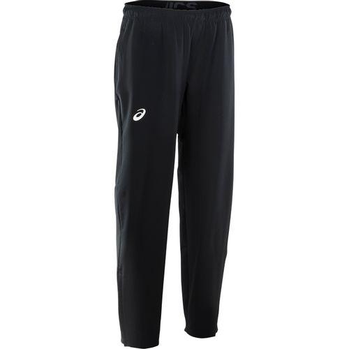 Men's Asics Woven Track Pant (Black)