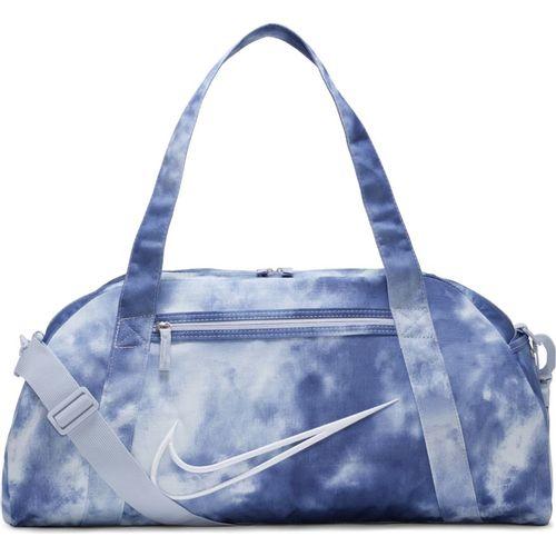 Nike Gym Club Printed Training Duffel Bag (Purple)