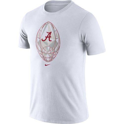 Men's Nike Alabama Crimson Tide Modern Football Icon T-Shirt (White)