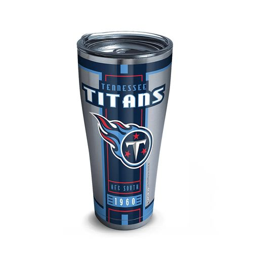 Tennessee Titans 30oz Blitz Stainless Steel Tervis Tumbler