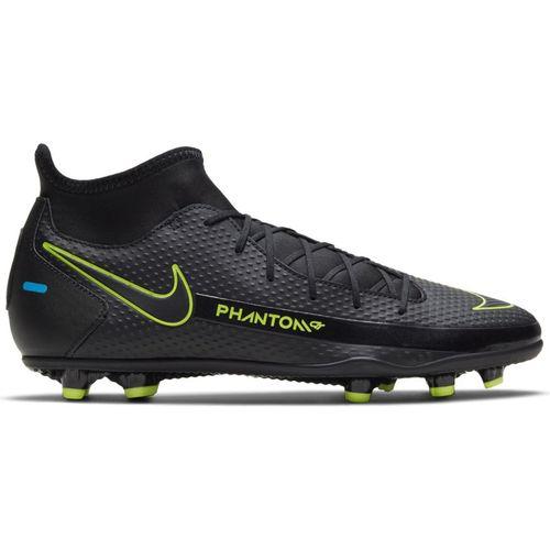 Men's Nike Phantom GT Club Dynamic Fit Multi-Ground Soccer Cleat (Black)