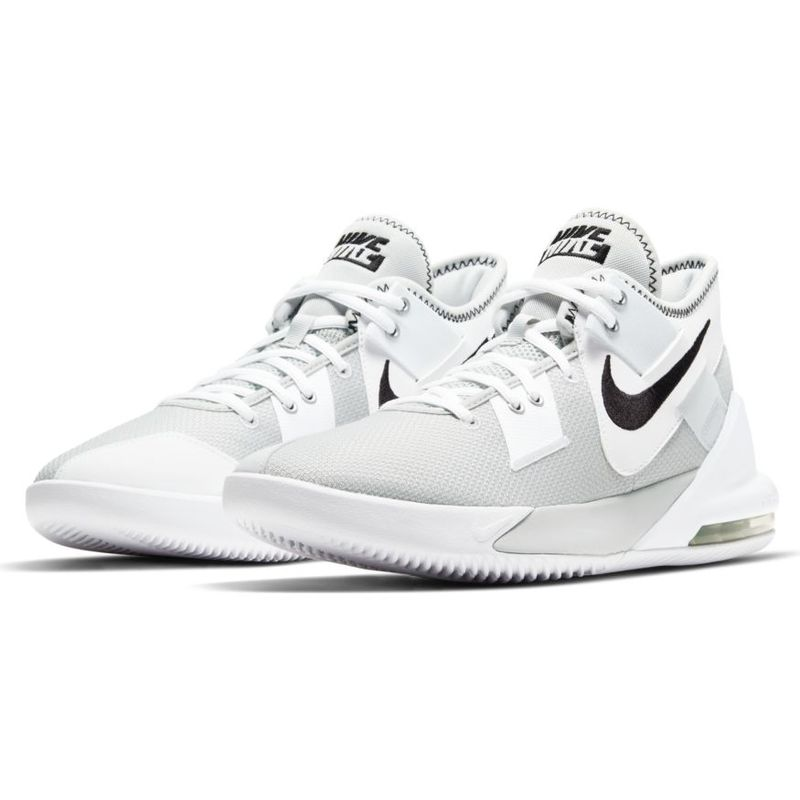 Men's Nike Air Max Impact 2 (White/Black)