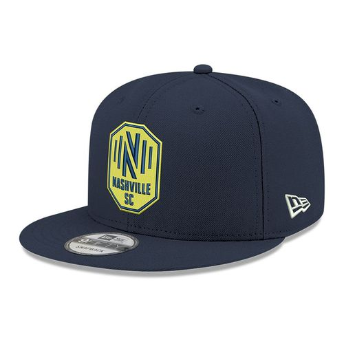 New Era Nashville Soccer Club 9FIFTY Basic Adjustable Hat (Navy)