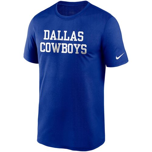 Men's Nike Dallas Cowboys Legends Coaches T-Shirt (Royal)