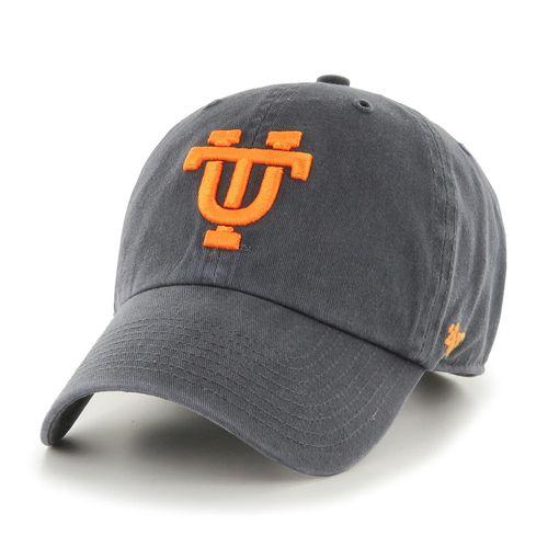'47 Brand Tennessee Volunteers Clean Up Adjustable Hat (Vintage Charcoal)