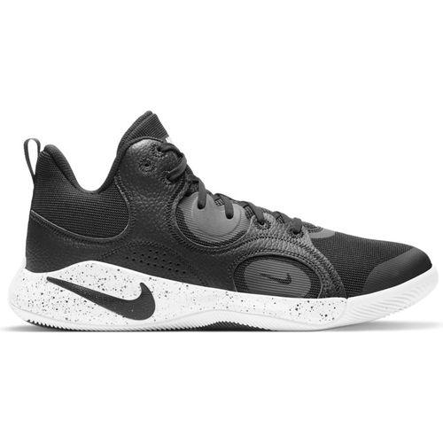 Men's Nike Fly By Mid 2 (Black/White)